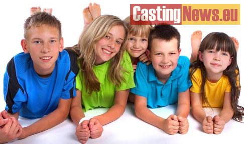 Casting comparse – bambini, bambine, ragazzi e ragazze