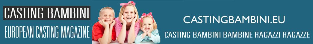 Casting e provini per bambini e bambine