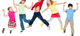 Provini per bambini e bambine dai 7 ai 10 anni